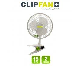 Garden High PRO - Klipsnový ventilátor CLIPFAN 15W, průměr 15cm