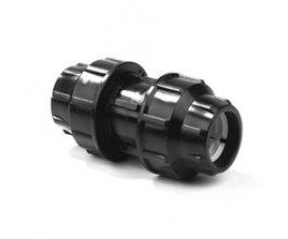 Spojka typ I 25mm PE - pro tlak 1 atm