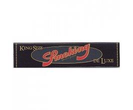 Papírky SMOKING DE LUXE King Size, 33ks v balení