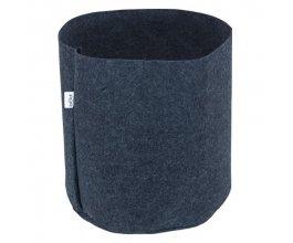 Tex Pot Agro textilní květináč černý, 10L