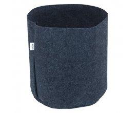 Tex Pot Agro textilní květináč černý, 15L