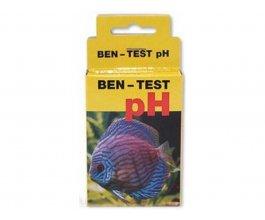 Ben test PH kapkový, cca 40