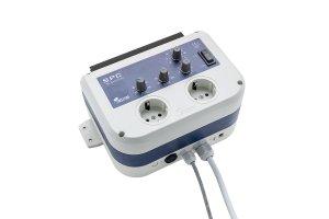 SMSCOM SPC MK2, 8A - regulátor rychlosti s termostatem