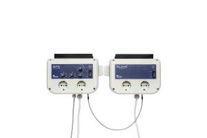 SMSCOM SPC Slave MK2, 16A - jednotka pro napojení 2 ventilátorů