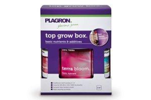 Plagron Terra Top Grow Box, celkový objem 1,4L