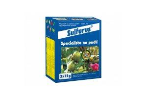 Fungicid SULFURUS 3x 15g