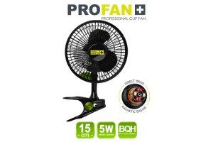 Garden High PRO - Klipsnový ventilátor PROFAN 5W, průměr 15cm