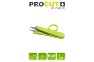 Nůžky zahradní GHP PROCUT na ostříhávaní lístků, malé s jedním okem