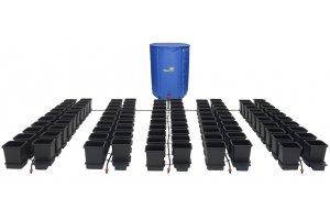 Autopot 1Pot Module se 100 květináči, včetně 750L nádrže Flexitank