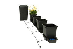 Autopot 1Pot Module s 4 květináči, včetně 47L plastové nádrže