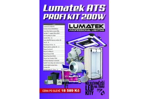 LUMATEK ATTIS PRO KIT 200W LED
