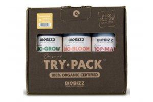 BioBizz Trypack Indoor, 3x250ml