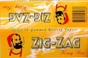 Papírky LE ZOUAVE King Size, 32ks v balení