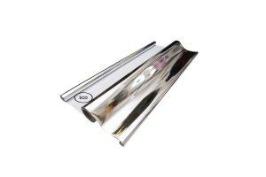 Stříbrná fólie ECO, role 1,25x30m