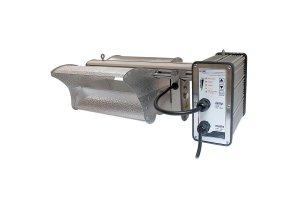 GSE Lamp fixture 600W se stínidlem, bez výbojky
