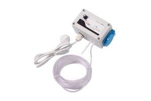 GSE Digitální regulátor tlaku 1A GSE, na 1 ventilátor