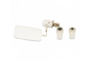Ventil Float valve w/fittings - vč. dílů