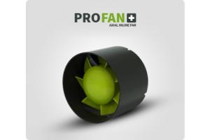 Garden High PRO - PROFAN Axial Inline Fan 125mm, 190m3/h
