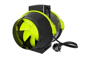 Garden High PRO - PROFAN TT Extractor Fan 100mm -145-200m3/h, 2 rychlosti
