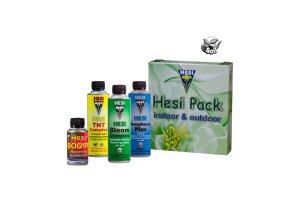 Hesi Pack Soil, celkový objem 850ml