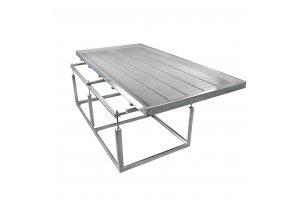 Infinity - inteligentní posuvný pěstební stůl 1,5x3m