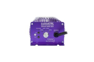 Elektronický předřadník Lumatek PRO 600W, 400V se čtyřpolohovou regulací - CONTROLLABLE