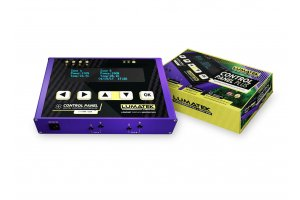 Lumatek Digital Panel Plus 2,0 - kontroler pro předřadníky a LEDKY