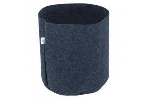 Tex Pot Agro textilní květináč černý, 25L