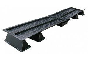 2Channel NFT Multi Duct Nutriculture MD602, 397x117x38cm