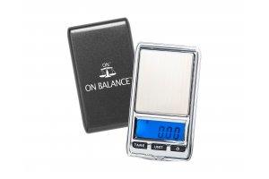 Váha On Balance Mini DE ELITE Miniscale 50g/0,01g
