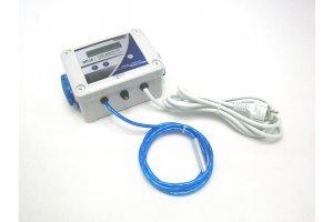 Malapa MTJ4 digitální dvojitý termostat s 2x regulací výkonu pro odtah a přítah
