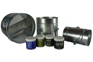 ONA Control Duct 125mm, potrubní osvěžovač vzduchu