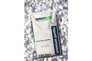 Premium perlit Gramoflor - balení 100L