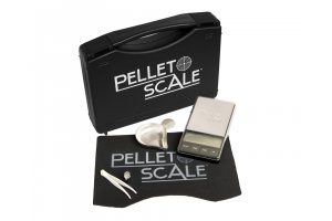 Váha PELLET scale KIT 10g/0,001g černá