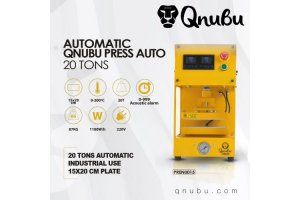 Qnubu Automatic Rosin Press PRO - Auto 20 tun