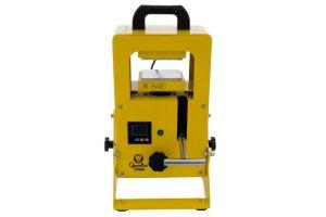 Qnubu Rosin Press PRO-ROT - hydraulický lis, 10 tun