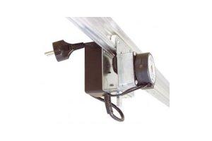 Rail Light Mover s elektromotorem