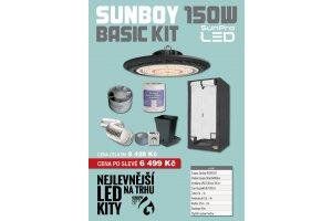 SUNPRO SUNBOY BASIC KIT 150W LED