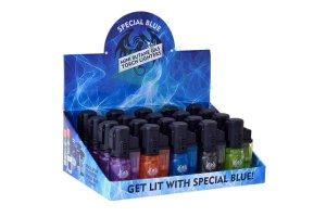 Butanový kapesní torch Special Blue, různé barvy, 1ks