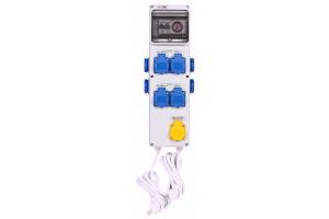 GSE Timer Box III 8x600W