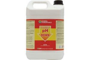 T.A. pH down 10L
