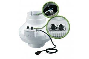 Ventilátor se silnějším motorem VKS 200 U, 930m3/h
