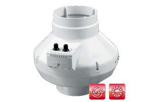 Ventilátor se silnějším motorem a termostatem VKS 315 U, 1700m3/h