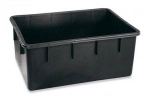 Plastová nádrž Aquaking - černá 160L