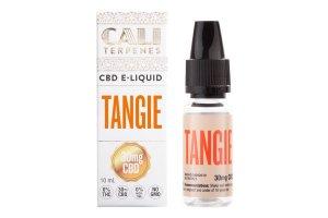 E-liquid Tangie CBD 100mg 10ml 0% Nicotine