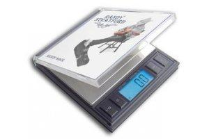 Váha AMERICAN WEIGH CD SCALE 500g / 0,1g