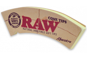 Kónické filtry Raw Maestro, 32ks v balení