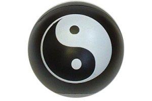 Drtička KOULE magnetická Jing a Jang
