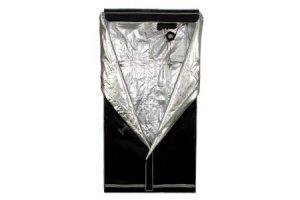 HOMEBOX 1.8, 100 x 100 x 180 cm, stříbrný, doprodej - poslední kusy