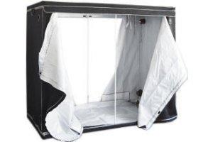 Homebox 284x142x200cm - white, vrácené